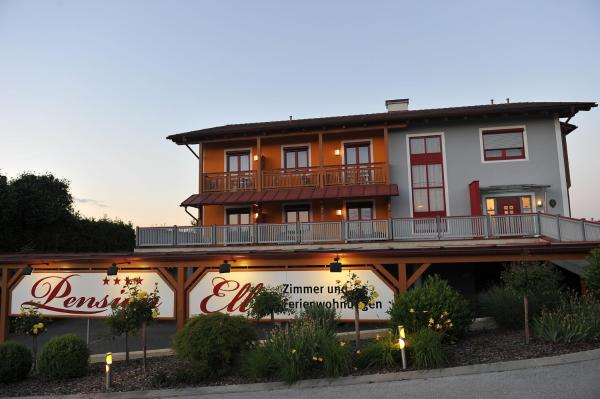 Hotelbilleder: Pension Elli, Bad Waltersdorf