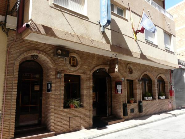 Hotel Pictures: Hotel Guillermo II, Mazarrón