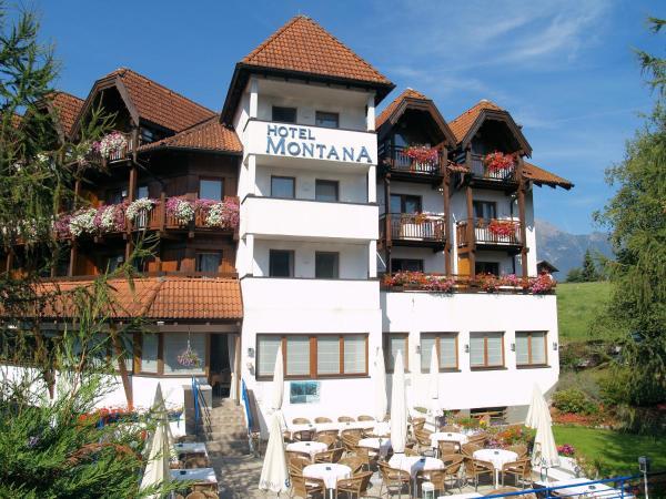 酒店图片: Hotel Montana, 阿泽皮茨陶