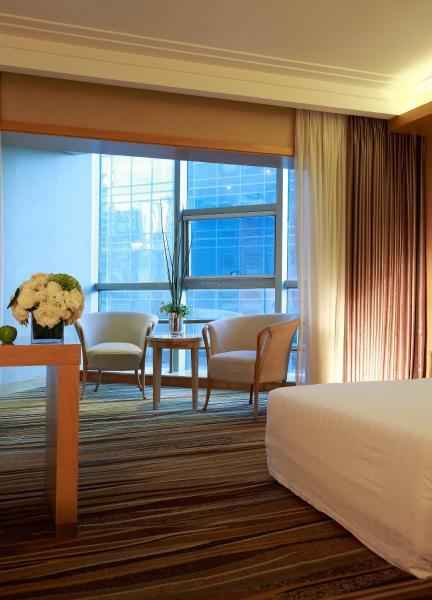 Deluxe Business Twin Room - Single Breakfast Included