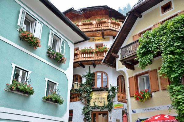 Hotel Pictures: Seewirt Zauner - Adults only, Hallstatt