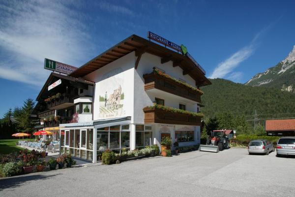 Hotellikuvia: Gasthof Ramona, Scharnitz