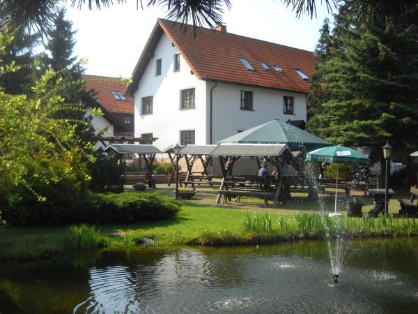 Hotelbilleder: Hotel-Pension Flechsig, Hartmannsdorf