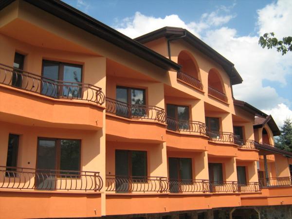 Foto Hotel: Hotel Emaly Green, Sapareva Banya