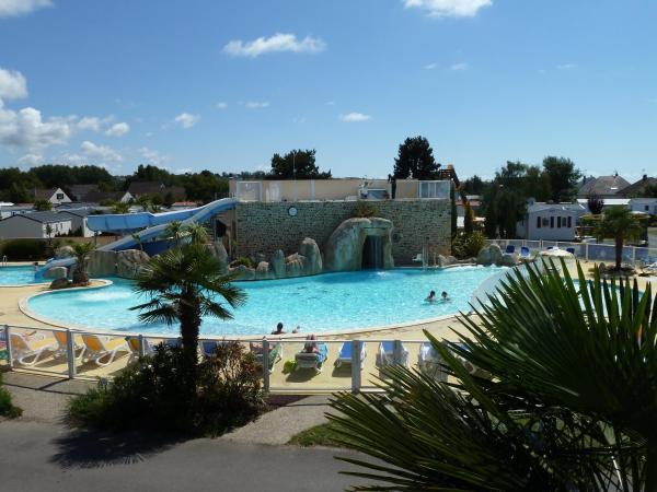 Hotel Pictures: Camping La Route Blanche, Bréville-sur-Mer