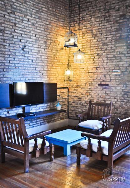 Fotografie hotelů: La Casa De Arriba Hostel Rosario, Rosario