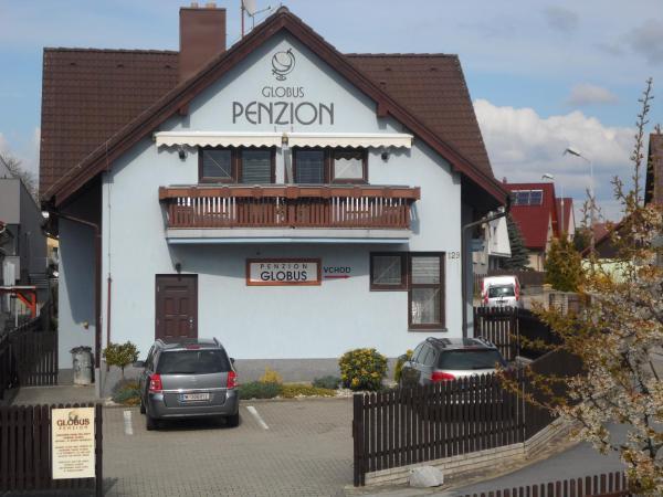 Hotel Pictures: Penzion Globus, Český Krumlov