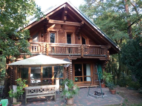 Hotelbilleder: Holzhaus am See, Zernsdorf