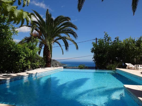 Hotel Pictures: Villa Baïna, Menton