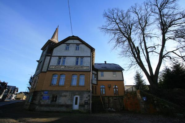 Hotel Pictures: Hotel Schwarzaquelle, Scheibe-Alsbach