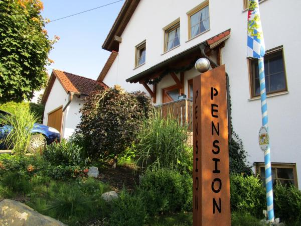 Hotelbilleder: Pension Edith, Ichenhausen