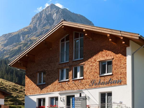 Zdjęcia hotelu: Haus Sebastian, Lech am Arlberg