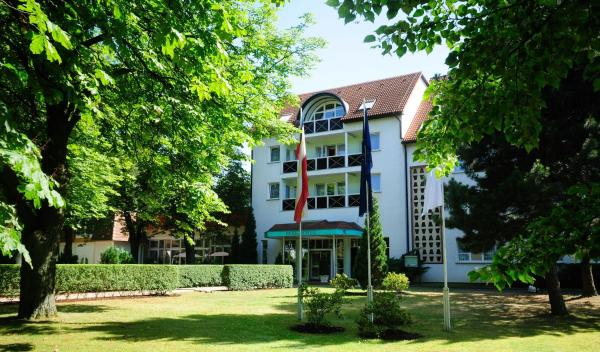 Hotelbilleder: Parkhotel Klüschenberg, Plau am See