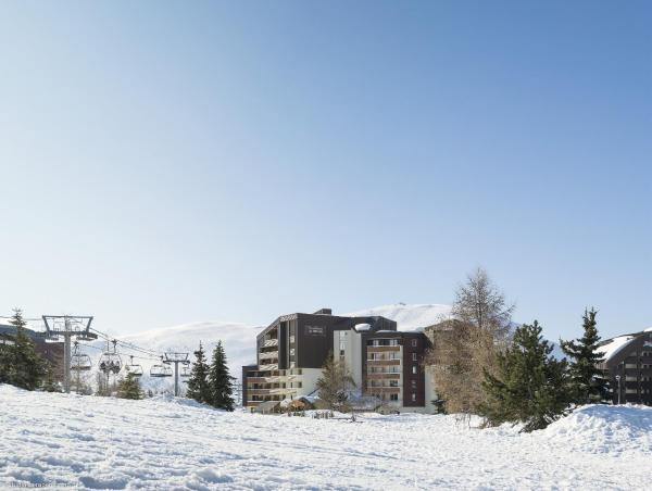 Hotel Pictures: Pierre & Vacances Les Bergers, LAlpe-dHuez