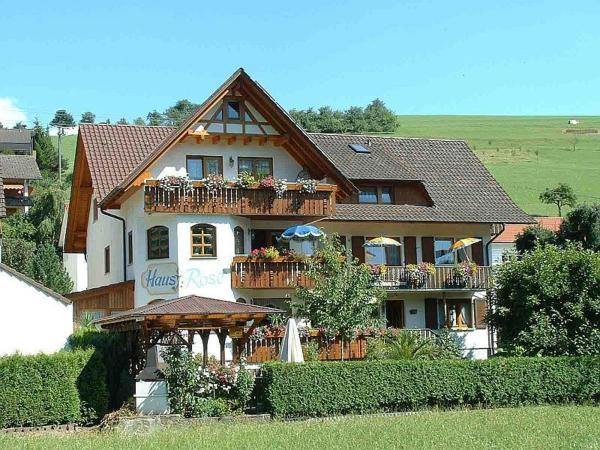 Hotel Pictures: Pension Rose, Oberharmersbach