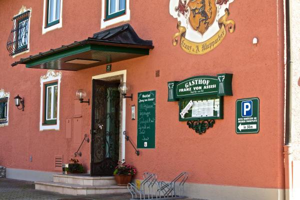 ホテル写真: Gasthof Franz von Assisi, アニフ