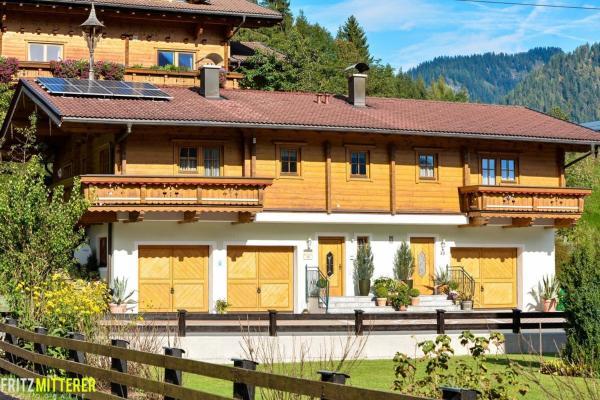 Hotellikuvia: Ferienwohnungen Mitterer, Waidring