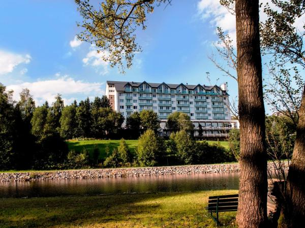 Hotel Pictures: Best Western Ahorn Hotel Oberwiesenthal – Adults Only, Kurort Oberwiesenthal