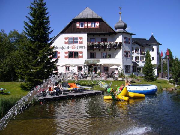 酒店图片: Schlosshotel Seewirt, Turracher Hohe