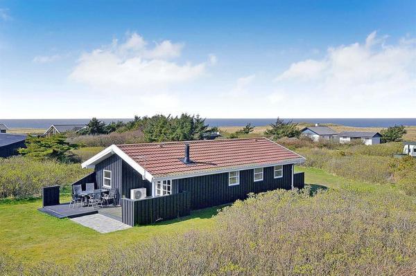Zdjęcia hotelu: Holiday home Ravnebakken D- 3664, Løkken