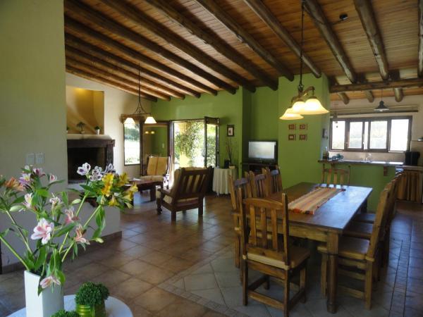 Hotellikuvia: Chalet Ailinco, Valle Grande