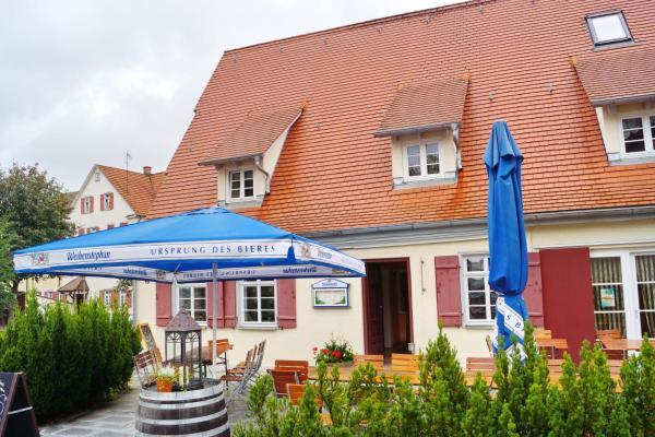 Hotelbilleder: Pension Webstuhl, Deizisau