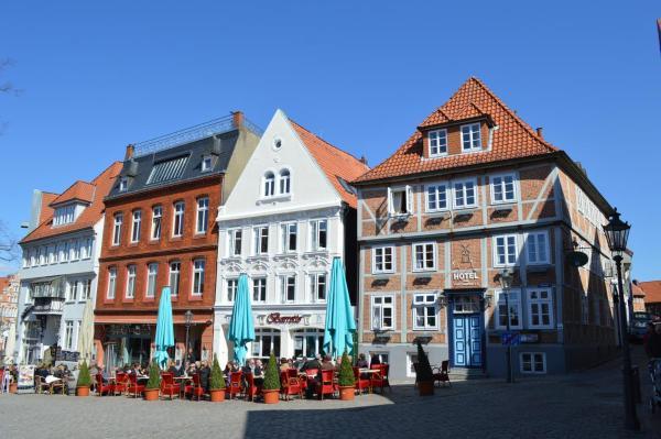 Hotel Pictures: Hotel Am Fischmarkt, Stade