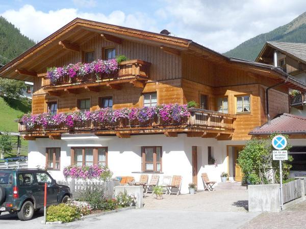 Fotografie hotelů: Ferienwohnung Webhofer, Außervillgraten