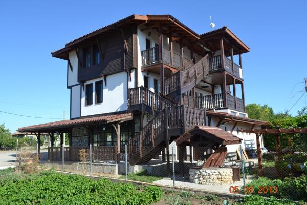Hotel Pictures: The Doctor's House, Tyulenovo