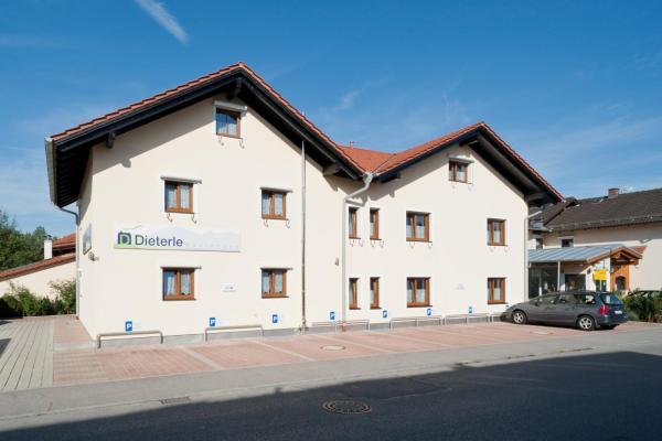 Hotelbilleder: Gästehaus Dieterle, Bruckmühl