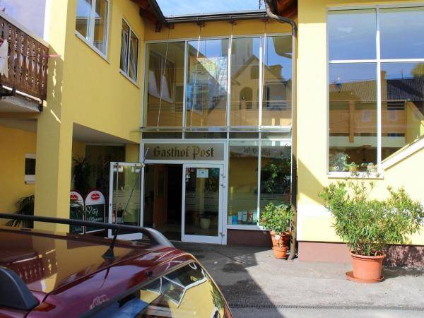 酒店图片: Gasthof Pension Post, 拉茨查赫·奥伯登弗