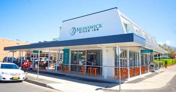 酒店图片: Brunswick River Inn, Brunswick Heads