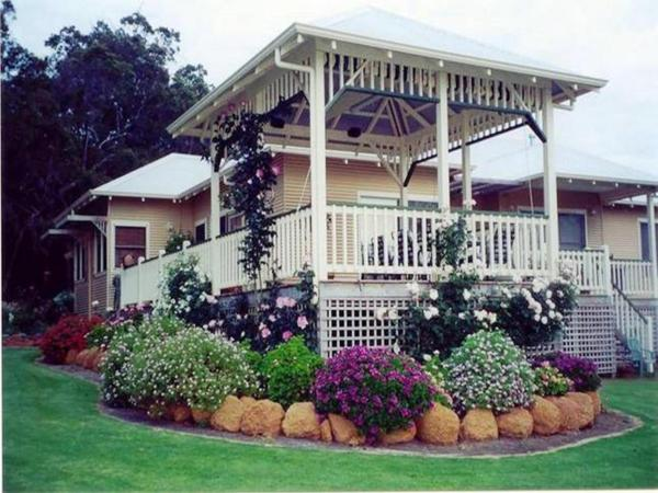 Fotografie hotelů: Mossbrook Country Estate Bed & Breakfast, Nannup