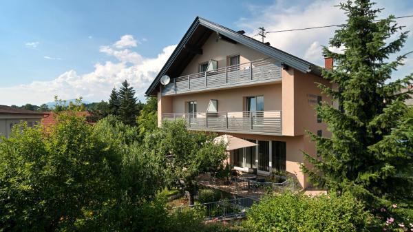 Fotos do Hotel: Gästehaus Wulz-Lesjak, Egg am Faaker See