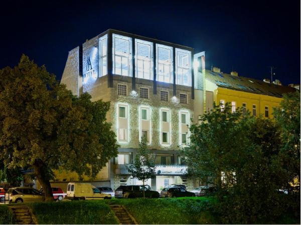 Fotografie hotelů: A-Austerlitz Hotel, Brno