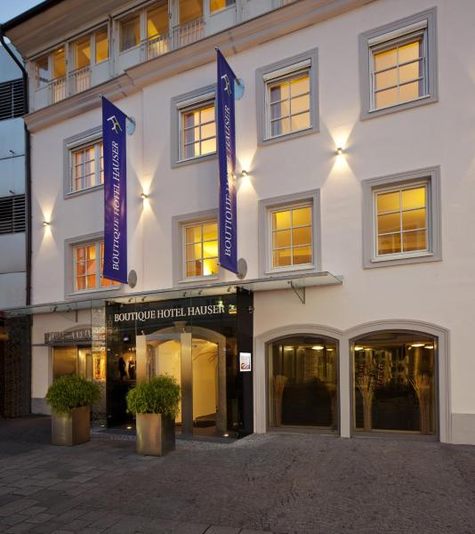 Fotos do Hotel: Boutique Hotel Hauser, Wels