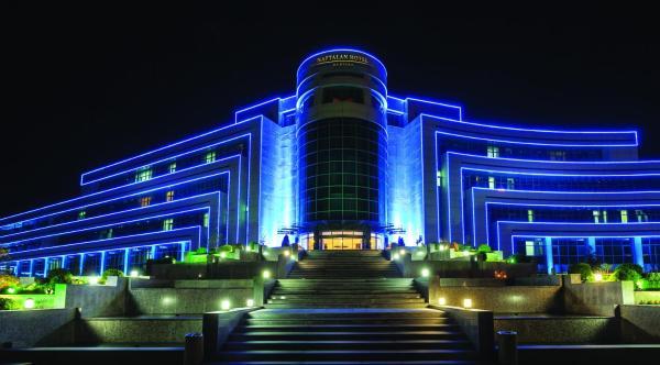 Hotellikuvia: Naftalan Hotel Qashalti, Naftalan