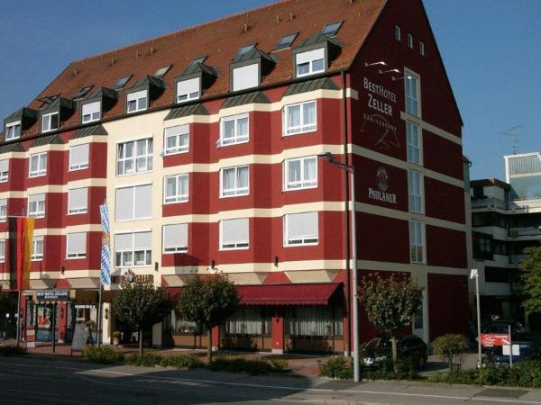 Hotel Pictures: Best Hotel ZELLER, Königsbrunn