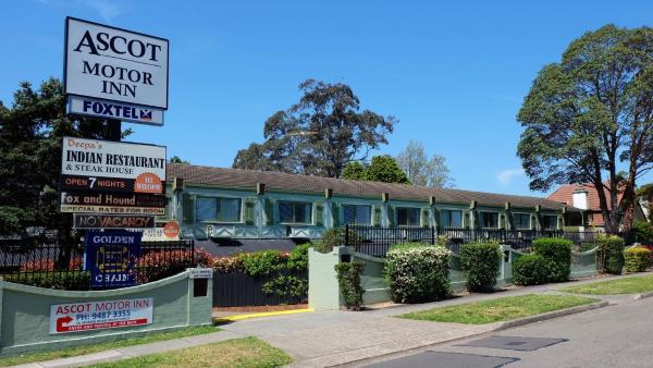 Hotellikuvia: Ascot Motor Inn, Hornsby