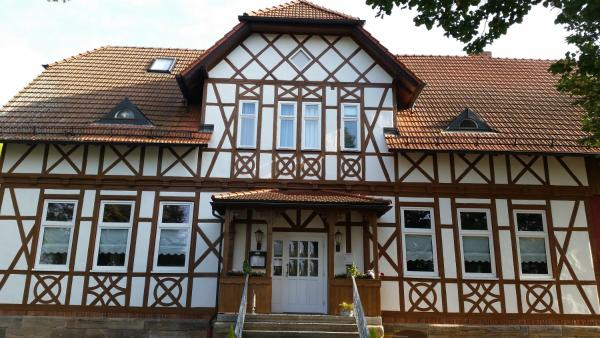 Hotelbilleder: Garni Hotel Altes Schützenhaus, Bad Colberg