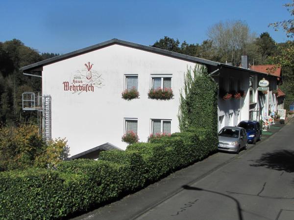 Hotelbilleder: Hotel Haus Wehrbüsch, Kyllburg