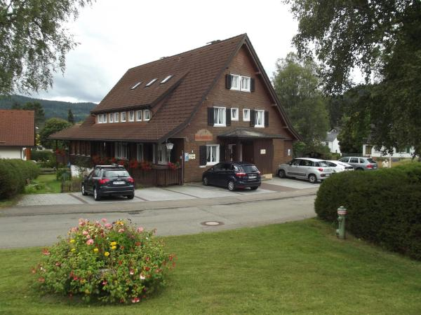 Hotel Pictures: Pension Bergseeblick, Titisee-Neustadt