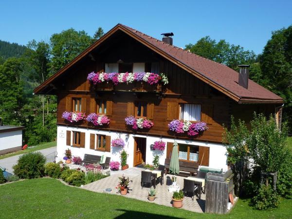 Hotellikuvia: Ferienwohnungen Durst Roswitha, Schattwald