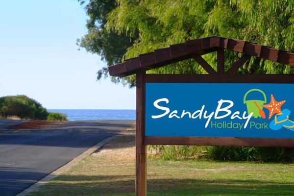 ホテル写真: Sandy Bay Holiday Park, バッセルトン
