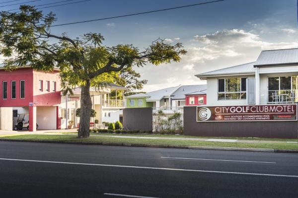 Hotellbilder: City Golf Club Motel, Toowoomba