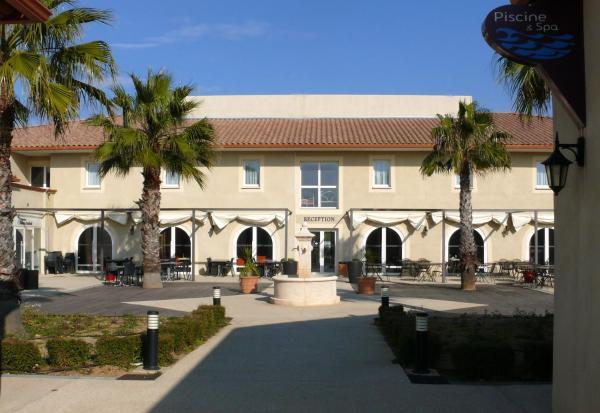 Hotel Pictures: , Gallargues-Le-Montueux