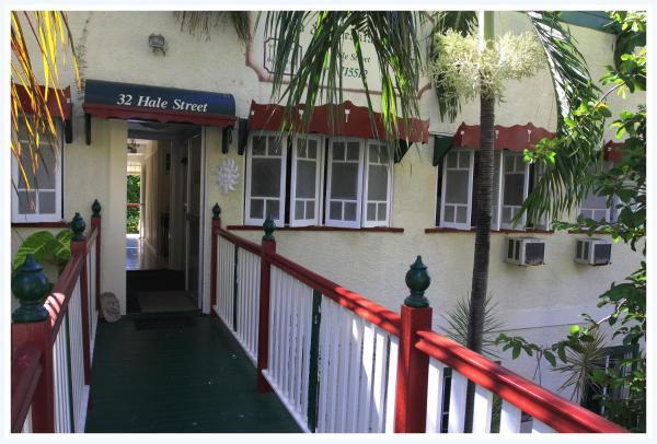 酒店图片: Coral Lodge Bed and Breakfast Inn, 汤斯维尔