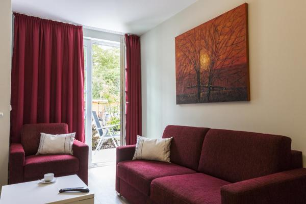 Hotelbilleder: Apartment Residenz am Balmer See Wohnung 44, Balm
