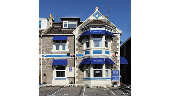 Hotel Pictures: Saxonia Guest House, Weston-super-Mare