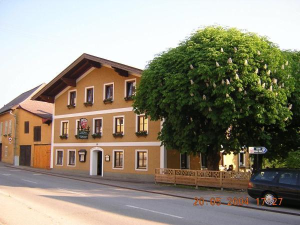 Hotelfoto's: Gasthof Grüner Baum, Mondsee
